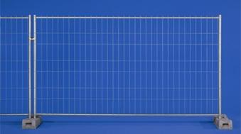 Mobile Fence LIGHT 262*100/3.3/3.3mm, Ø38/25/1mm