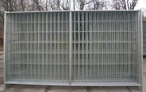 Mobile Fence STRONG V 262*100/3.3/3.3mm, Ø40/30/1.2mm