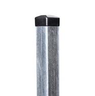 Žoga stabs taisnstūrprofila 40*60/1.5mm, ZN Karsti, cepurīte