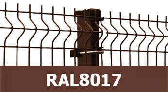 3D žogs RAL8017